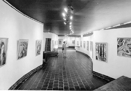 Irma STERN exhibition - Adler Fielding Galleries Johannesburg 1961