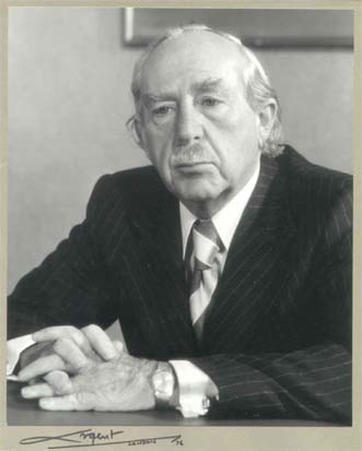 Dr Albert Wessels, Johannesburg (photographed by Godfrey Argent, London)
